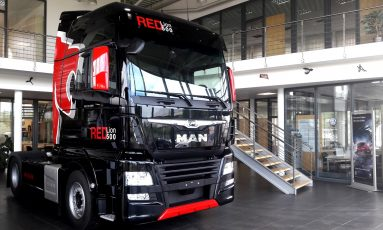 Der neue MAN RED Lion 500